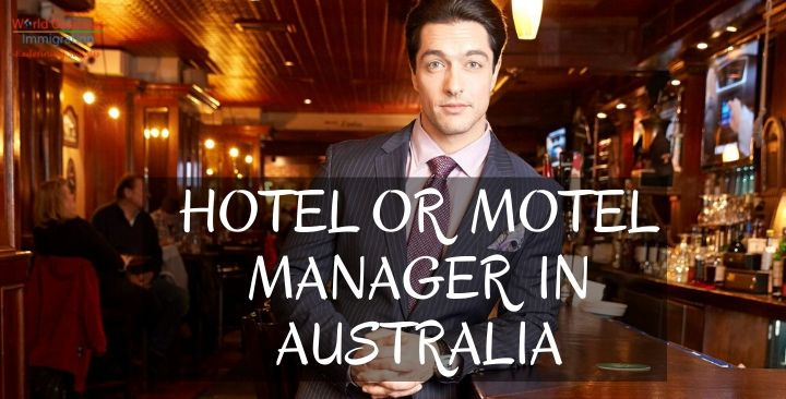 Opportunities for Hotel or Motel Managers in Australia