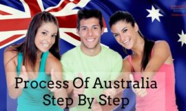 What is the Step-wise Process To Settle Permanently In Australia From India?