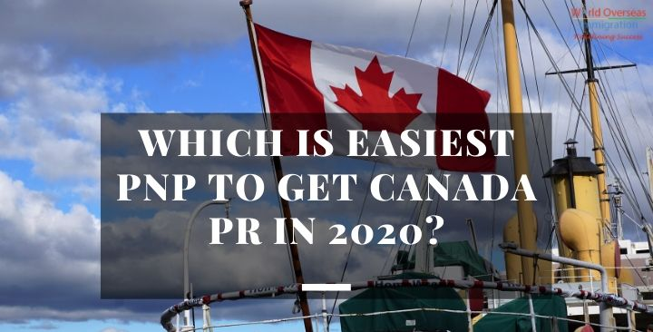 Which is easiest PNP to get Canada PR in 2020?